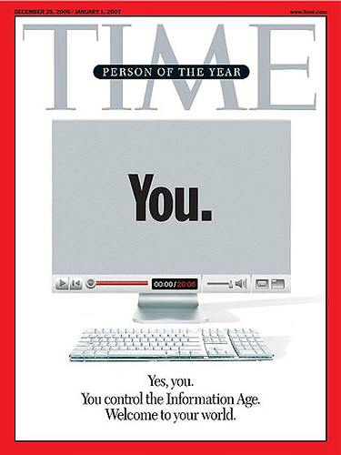 Time Magazine 2006 Person of the Year - You