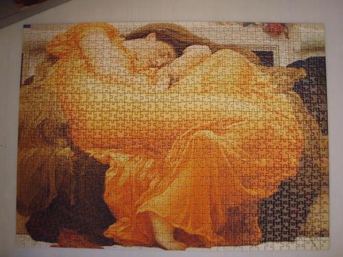 6th puzzle(1000 pieces)
