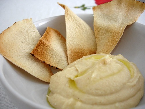 Donna Hay's Hummus