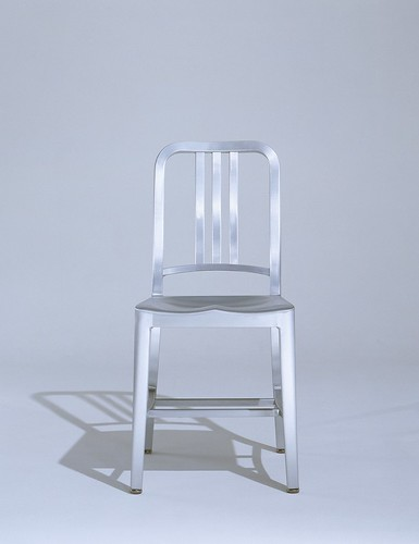 "Emeco Classic 10-06 ""Navy"" Chair"