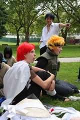 ...er, what (dejahthoris) Tags: picnic cosplay naruto canon2470mmf28l