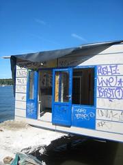 IMG_5027 (Hg p livet!) Tags: summer constructionarea harbour july sthlm 2007 kvarnholmen