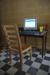 My Maltese Workstation