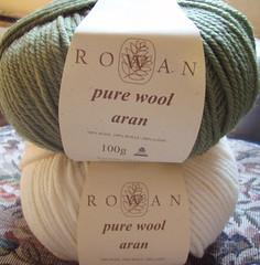 Rowan Aran 2 balls