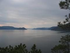 IMG_0017 (ylarrivee) Tags: 2005 voyage hiking tadousac
