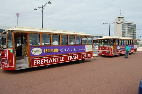 FreeMantle Tram