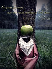 Newton (Fer Gregory) Tags: pictures city portrait green art apple face mxico de mexico code friend df icons head quote background isaac ciudad myspace icon clip gravity mexique series law coyoacan f828 mexicano dsc comments comment newton quotation viveros coments hi5 codes freg dscf828 mxico coment reg isaacnewtonunderanappletree