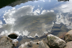 Reflection (hmcoby) Tags: summer nature co rmnp rockymountainnationalpark lpsky