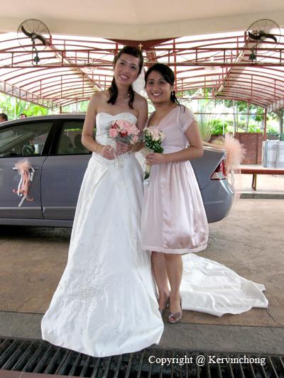 Bride-Pose