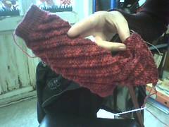 Spiral sock
