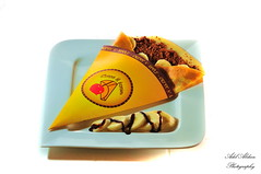 Banana & Chocolate Crepe (PhotoGrapherQ80 KWS) Tags: food apple pie candy sweet crepe yumy adel abdeen firemanq80