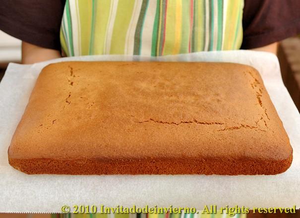 Tigernut cake 4