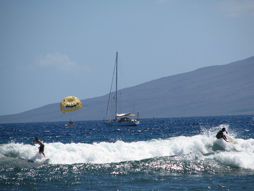 surf break Lahaina
