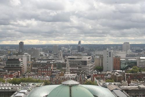 British Museum roof - 1