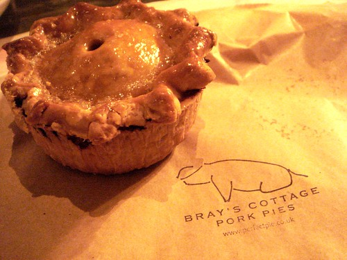 Bray's Cottage Small Pork Pie