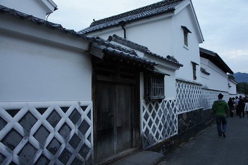 Old Samurai Residences in Hagi - 06