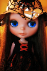 A sweet little Witch :)