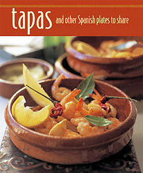 tapas book cover