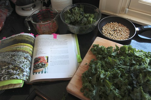 recipe checkin