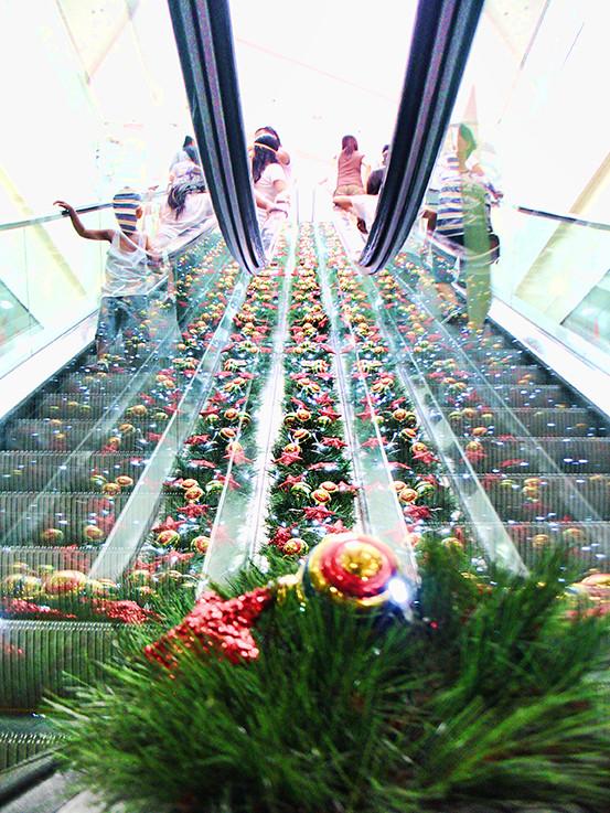 MOA Escalator
