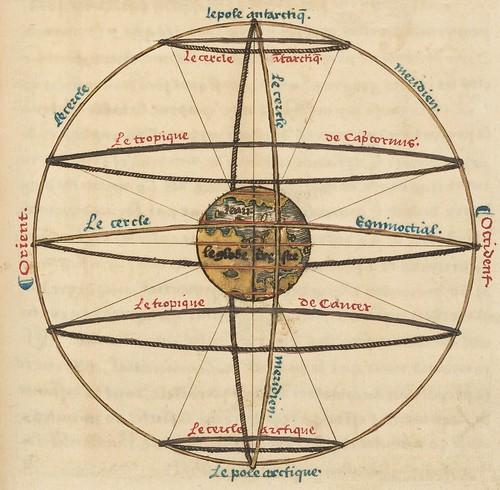 Le sphere du monde by Oronce Fine, 1549 j