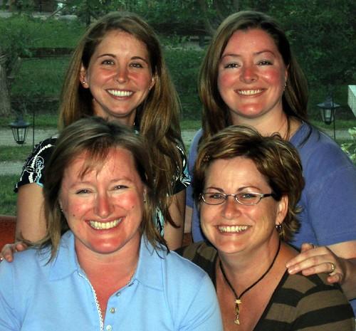 Tammy, Natasha, Shelly, Cathy