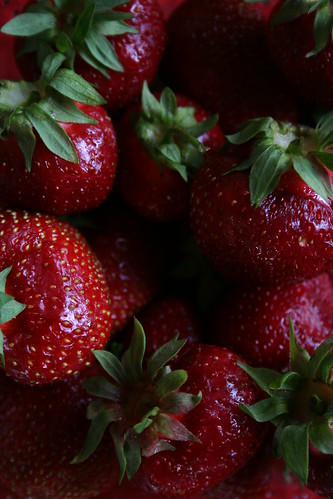 Finnish strawberries