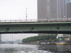 Tsukuda ohashi bridge