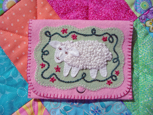 Sheep Pouch