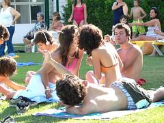 A MOMENTARY LAPSE OF REASON (André Pipa) Tags: summer portugal kids lisboa lisbon candid piscina swimmingpool verão fotografia lisbonne boysandgirls rapaziada andrépipa photobyandrépipa