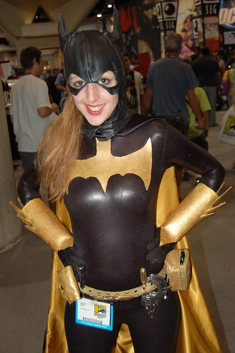 Comic Con 2007: Bat Girl