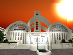 Vacature.com at Second Life