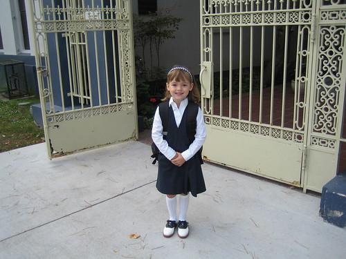 I'm a Kindergartener now!