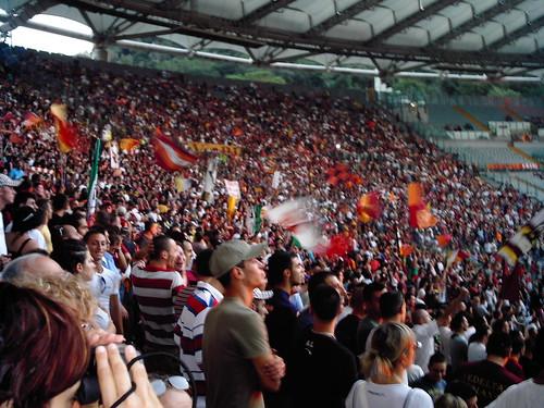 Stadio Olimpico Crowd