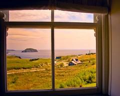 Room with a view (-liyen-) Tags: canada window newfoundland d50 view nikond50 portrexton challengeyouwinner fishersloftinn
