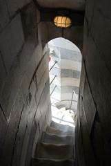 比薩斜塔內部
