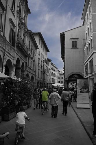 Pisa Borgo Largo B&N