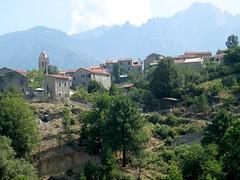 Le village de Guagnu
