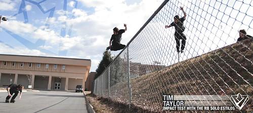 Tim Taylor RB Solo Estilo Impact Test