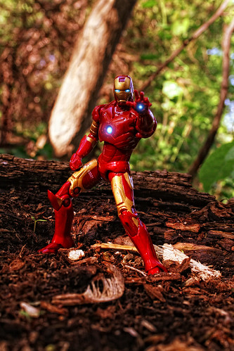 Iron Man 3 (by ElDave)