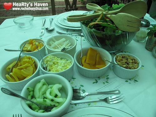 sonyas garden salad