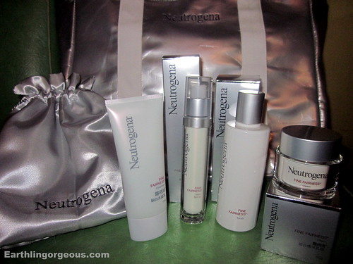 Neutrogena Fine Fairness Range
