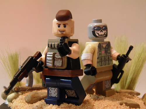 Soap and Ghost: Desert Soldiers