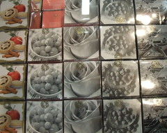 Salone del Gusto - Leone candies (I love their...