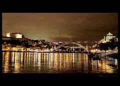 Ponte D.Luis I (W Mello) Tags: portugal porto noite nigth ribeira pontedluisi ilustrarportugal wmello wagnermelllo