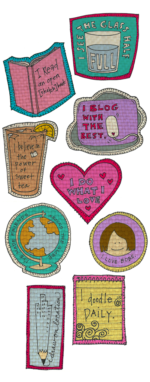 brownie patches 1