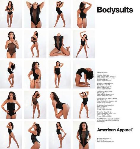 American Apparel 2010 advertising campaign