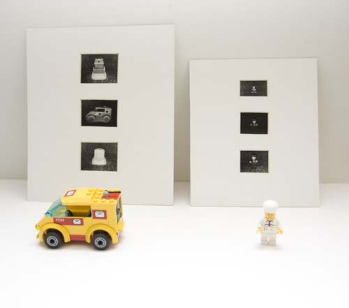 My LEGO pinhole pictures with LEGOs