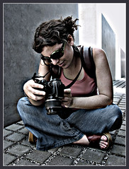 (Shay.) Tags: friends portrait berlin holocaust memorial ps explore shimrit shemer explore25