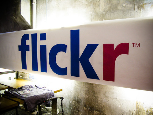 Flickr Launch Party in Paris